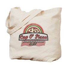 Cup O'Pizza Tote Bag