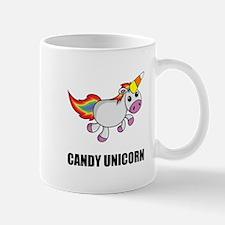 Candy Unicorn Mugs