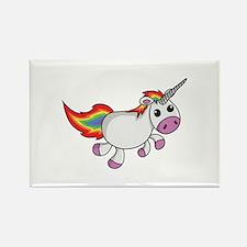 Cute Cartoon Unicorn Magnets
