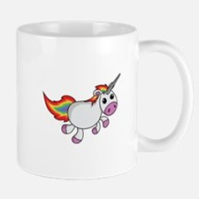 Cute Cartoon Unicorn Mugs