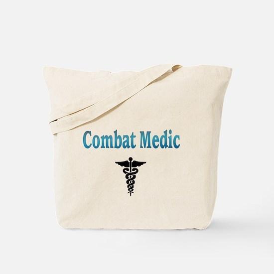 combat medic Tote Bag