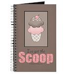 Writer Gossip Student Journal Notebook Diary