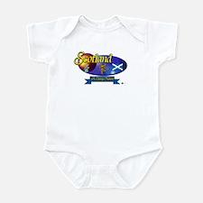 A Caring Nation.:-) Infant Bodysuit