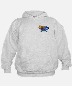 A Caring Nation.:-) Hoodie