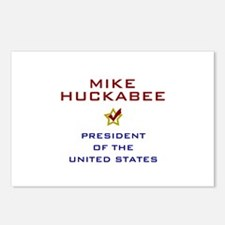 Mike Huckabee for Preside Postcards (Package of 8)