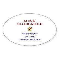 Mike Huckabee for President Decal