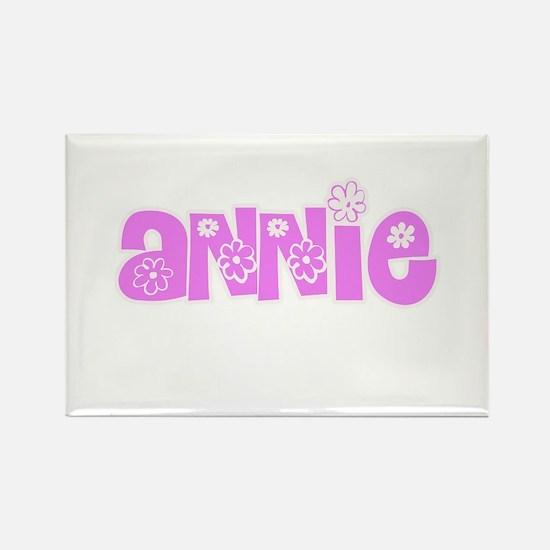 Annie Flower Design Magnets