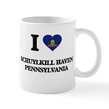 I love Schuylkill Haven Pennsylvania Mugs