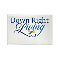 Down Right Living 2 Magnets