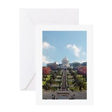Shrine of the B'ab Greeting Card