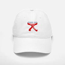 Proud Karate Dad Daughter Baseball Baseball Cap