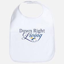 Down Right Living 2 Bib