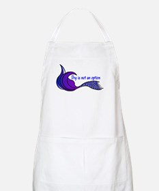 Dry Is Not An Option #2 BBQ Apron