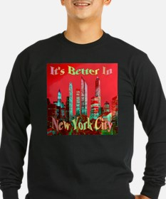 It's Better In New York C T