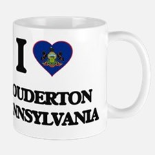I love Souderton Pennsylvania Mug