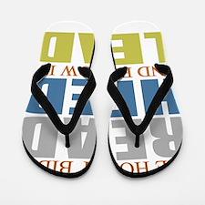 The Bible Flip Flops