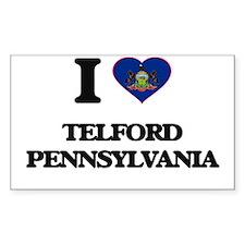 I love Telford Pennsylvania Decal