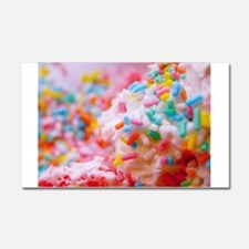 birthday cake Car Magnet 20 x 12