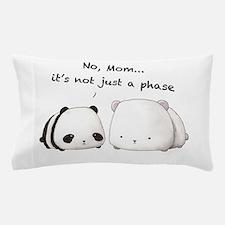 Emo Panda Pillow Case