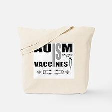autism cause Tote Bag