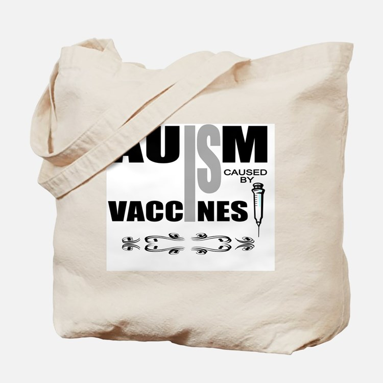autism cause Tote Bag