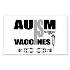 autism cause Decal
