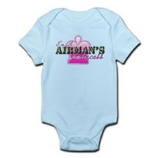 Airman's Princess Infant Bodysuit