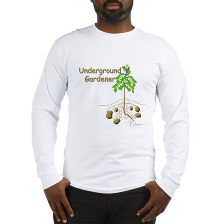 Underground gardener Long Sleeve T-Shirt