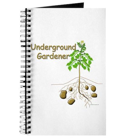 Underground gardener Journal