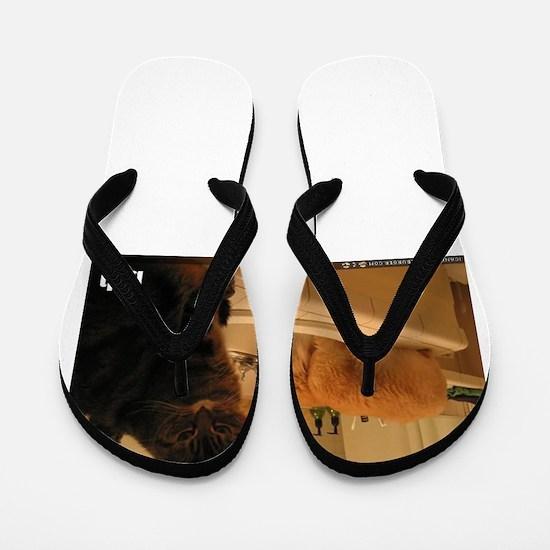 Rand Paul 2016-MAS red 6 Flip Flops