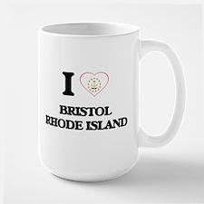 I love Bristol Rhode Island Mugs