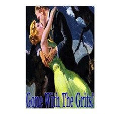 Gone With The Grits!  Postcards