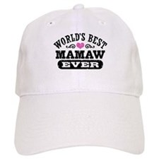 World's Best MaMaw Ever Baseball Cap