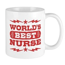 World's Best Nurse Mug
