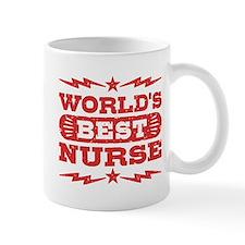 World's Best Nurse Small Mug