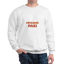 Parasailing Rocks Sweatshirt
