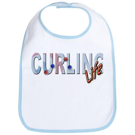 Curling Life_ Bib