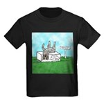 Agility Pause for the Cause! Kids Dark T-Shirt