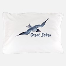 Great Lakes Pillow Case