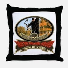 Death from above t-shirts and Throw Pillow