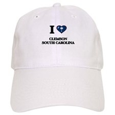 I love Clemson South Carolina Baseball Cap
