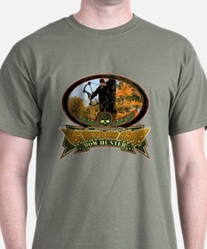 death from above bow hunting T-Shirt