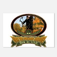 death from above bow hunting  Postcards (Package o