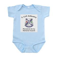 1-115th Infant Creeper
