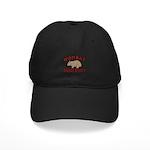 Black Wombat University Hat