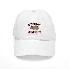 Wombat University Baseball Cap