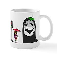 Funny Totoro Mug