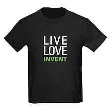 Live Love Invent T