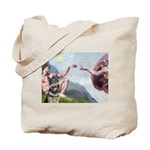Creation / G-Shep Tote Bag