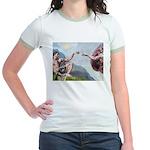 Creation / G-Shep Jr. Ringer T-Shirt